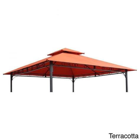 gazebo roof replacement best 20 gazebo replacement canopy ideas on