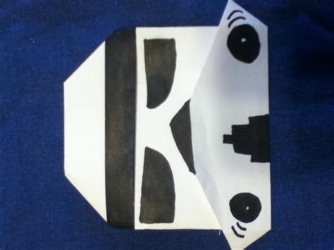 How To Make A Paper Stormtrooper Helmet - search results origami yoda page 25