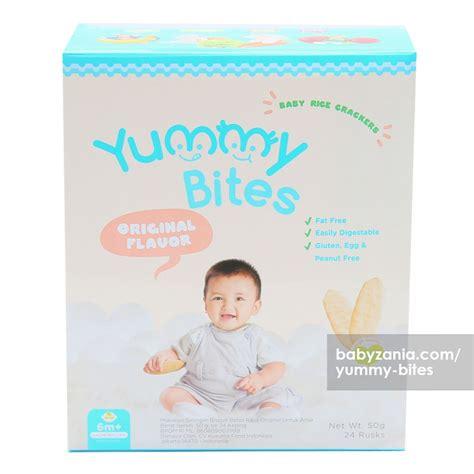 Alat Pembersih Lidah Bayi jual murah bites baby rice cracker 50 gram
