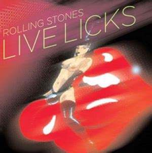 rolling stones  licks  reviews paste