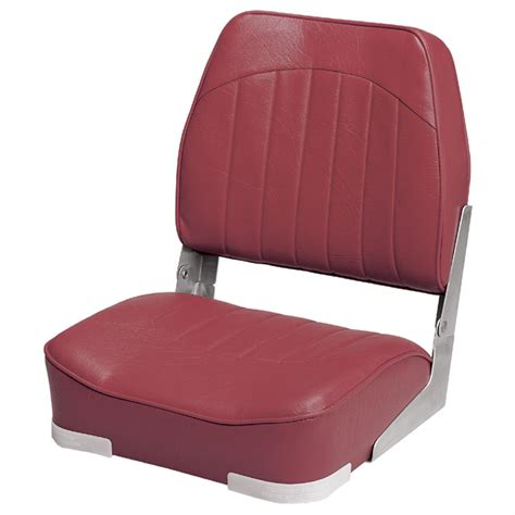 back to back boat seat track wise 174 high back fold down boat seat 96419 fold down
