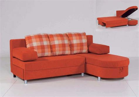 orange sleeper sofa smalltowndjs com