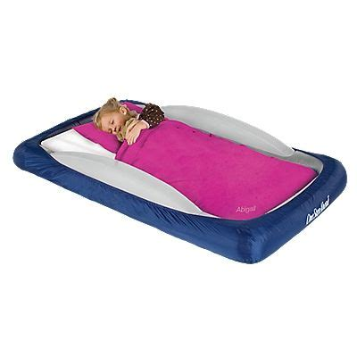 tuck   travel bed toddler kids portable inflatable