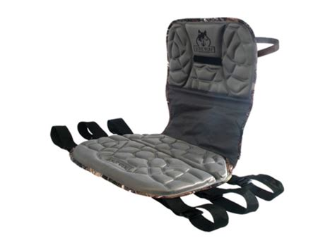 lone wolf seat uncomfortable lone wolf wide sit climb replacement contoured seat pad foam