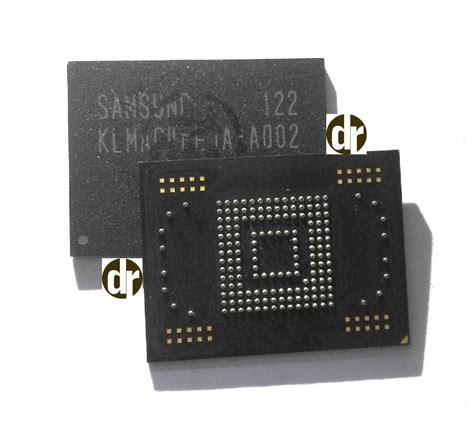 Ic Emmc Samsung P3100 Langsung Nyala هارد خام سامسونگ emmc samsung klmag4feja a002 اورجینال dr emmc org