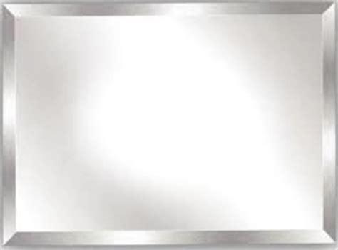 24 X 42 Frameless Mirror by Beveled Mirrors Door Mirrors Glenside Glass