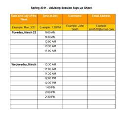 sign up template doc 463620 word template sign up sheet sign up sheets