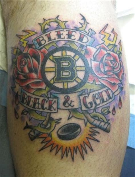 boston tattoos designs boston bruins boston and tattoos and on