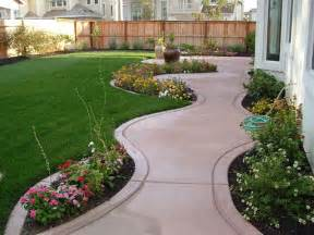 Backyard Landscape Ideas by Small Backyard Landscaping Ideas Landscaping Gardening