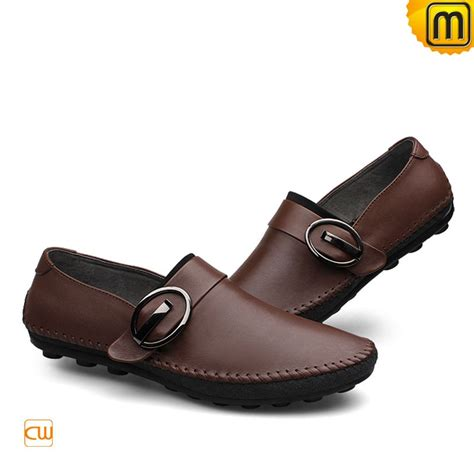 mens designer slippers mens designer leather driving loafers cw740379