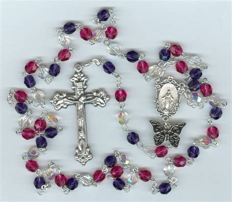 Handmade Catholic Rosaries - welcome to rosaries by speziale quality handmade