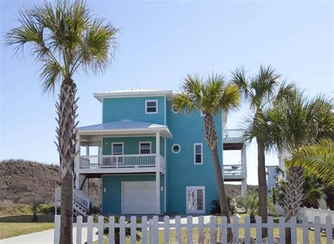 port aransas houses for rent beachfront baby homeaway port aransas