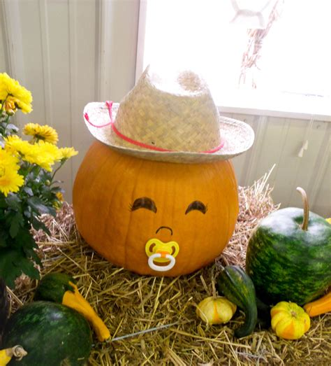 Lil Baby Shower Decorations by Leslies Baby Shower Decorations Quot Lil Pumpkin Quot Childhood
