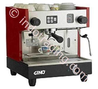 Mesin Kopi Espresso Terbaik jual mesin kopi espresso singel gino plus grinder harga murah bogor oleh pt karya mitra mulia