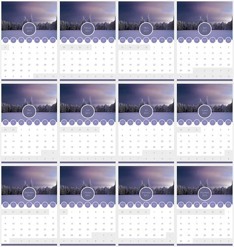 Fotokalender Design Vorlagen Indesign Kalender Vorlage Indesign Tutorials De