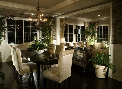 Matching living room and dining room furniture