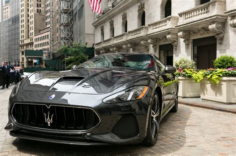 Maserati Of Ta Yenilenen Maserati Granturismo New York窶冲a Tan莖t莖ld莖