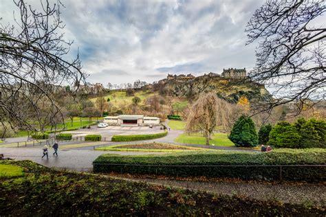 Landscape Architecture Edinburgh Design Competition Launches For Princes Gardens