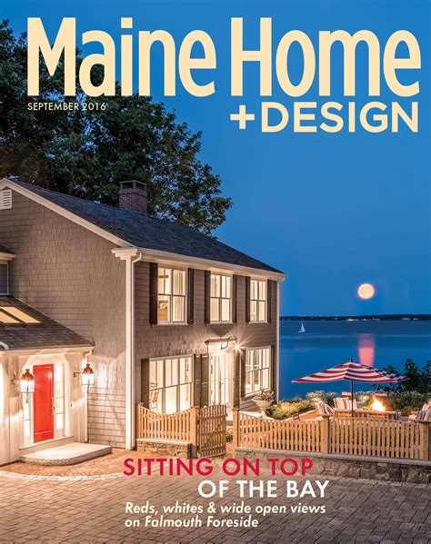 maine home and design maine home and design september 2014 28 images artist