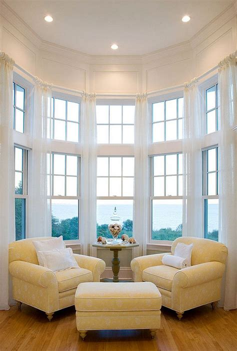 kitchen bay window seating ideas 25 great ideas about bay window bedroom on