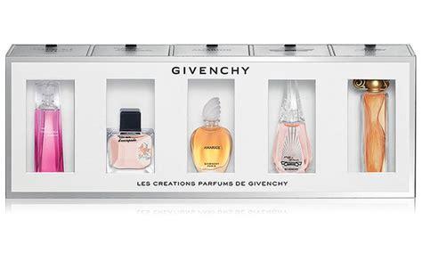 givenchy 5 fragrance set groupon goods