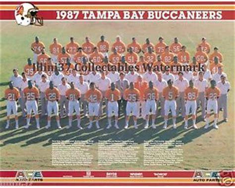 Ta Bay Buccaneers Memes - 1987 ta bay buccaneers team 8x10 photo deberg