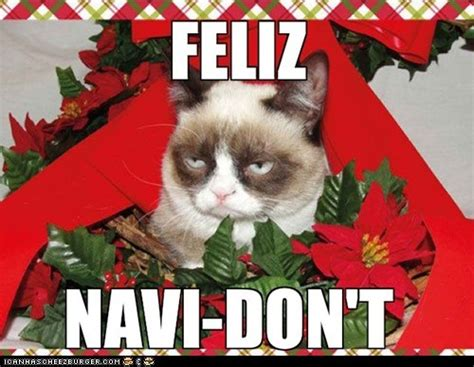 Christmas Grumpy Cat Meme - lil red recommends not christmas music lifewithlilred