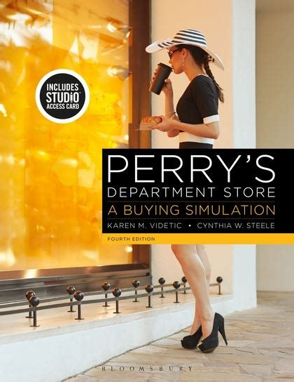 international retailing bundle book studio access card books perry s department store a buying simulation bundle book