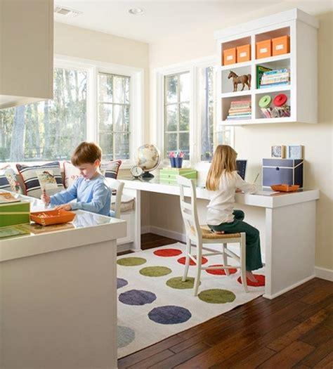 kids study room idea kinderzimmer f 252 r schulkind einrichten ein leichtes