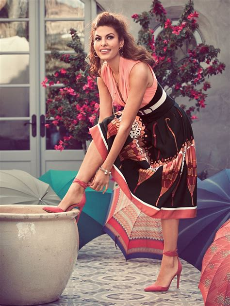 eva mendes eva mendes photos new york company spring summer 2017