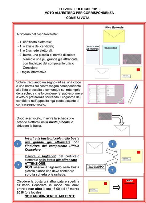 consolato italiano londra indirizzo elezioni 2018 italiani all estero chi pu 242 votare e come fa