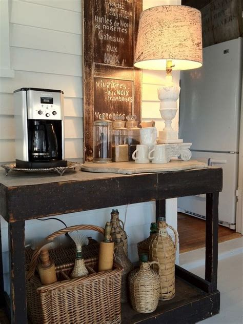 kitchen coffee bar ideas coffee bar kitchen ideas pinterest