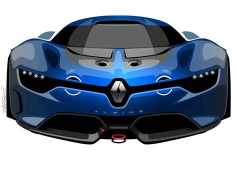 renault alpine a110 50 2012 renault alpine a110 50 concepts