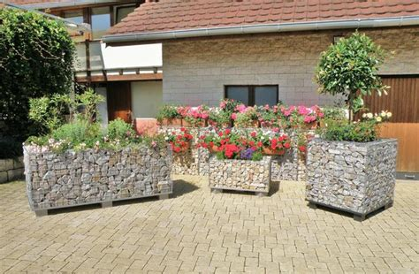 17 best images about gabion on planters