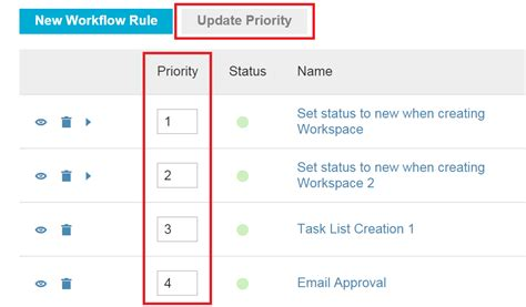 workflow rule company workflow imeet central help center