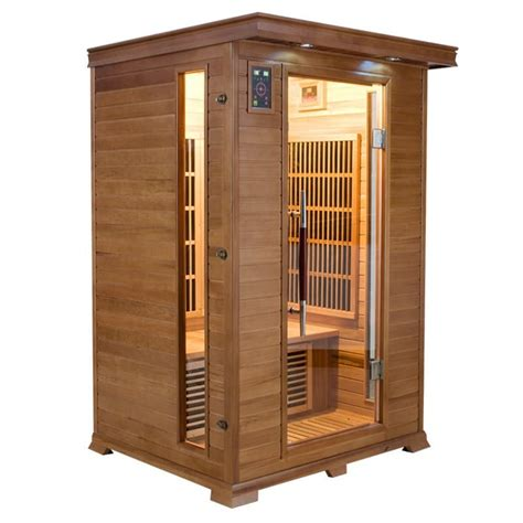 Baignoire Pas Cher 1864 by Sauna Infrarouge Luxe 2 Pl Sauna Infrarouge Luxe 2