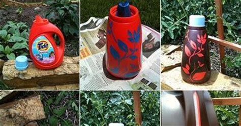 botellas de plastico construccion y manualidades hazlo tu mismo regadera para plantas con una botella de pl 225 stico
