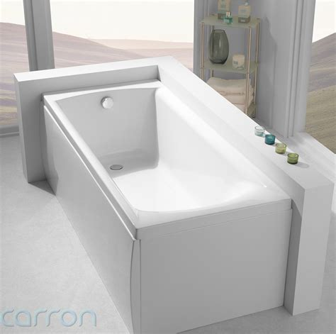 carron delta acrylic bath   mm cabdepa