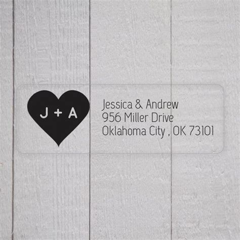 Wedding Invitations Return Address Labels by 25 Unique Address Labels Ideas On Print
