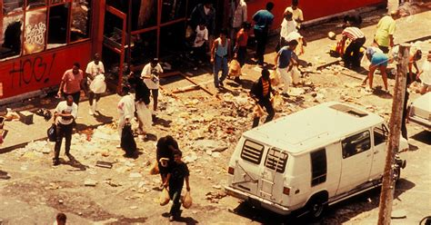mapping the 1992 la riots curbed la