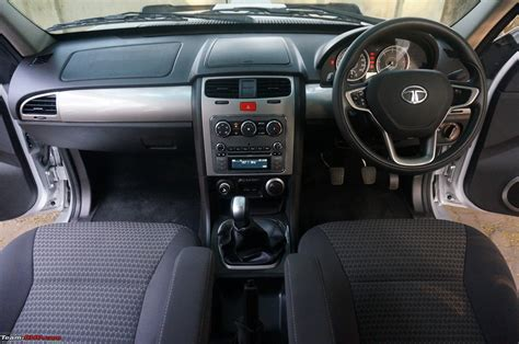 Tata Safari Interior 360 View by Tata Safari Storme Varicor 400 Official Review Team Bhp