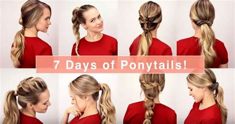 easy hairstyles for everyday of the week cute and easy hairstyles for picture day hairstyles