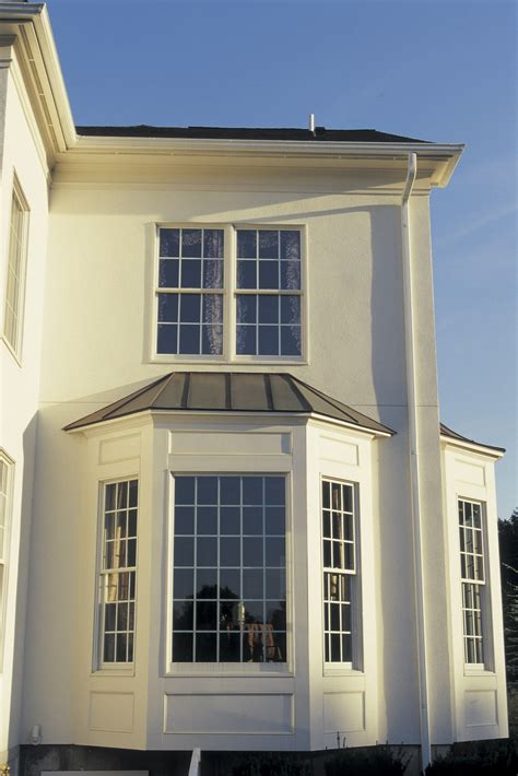 houses with bay windows what a bay window can do for your home apollo window doors siding