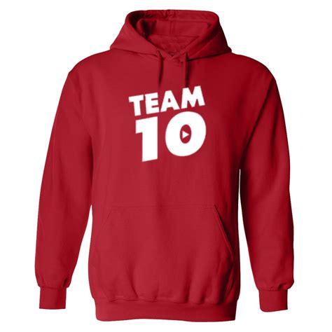 Hoodie The Money Team 3 Roffico Cloth new team 10 jake paul tie dye hoodie sweatshirt jacket ebay