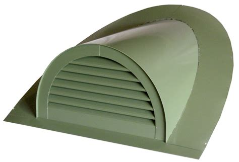 Dormer Vent Half Vent World Distributors Inc