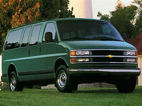 how cars run 1997 chevrolet express 2500 electronic toll collection 1998 chevrolet express 2500 reviews specs and prices cars com