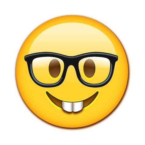emoji nerd nerd emoji express yourself stickers