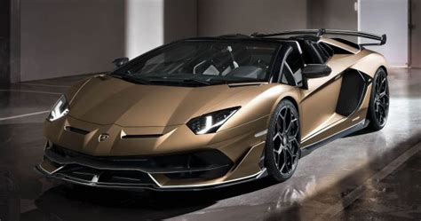 how much is a lamborghini aventador svj roadster lamborghini aventador svj roadster only 800 units