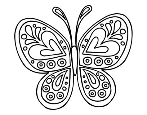 butterfly mandala coloring page butterfly mandalas coloring pages