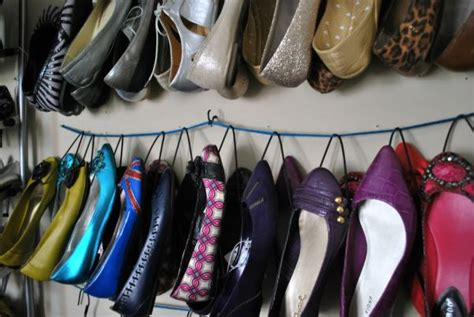 8 out of the box ways to organize your shoes